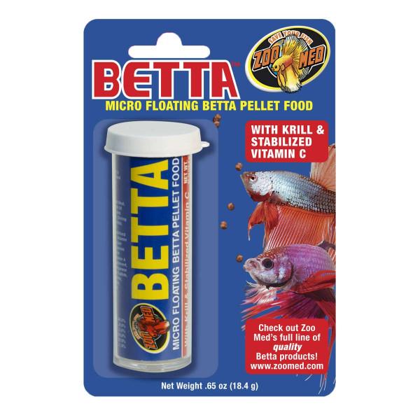 Micro Floating Betta Pellet Food