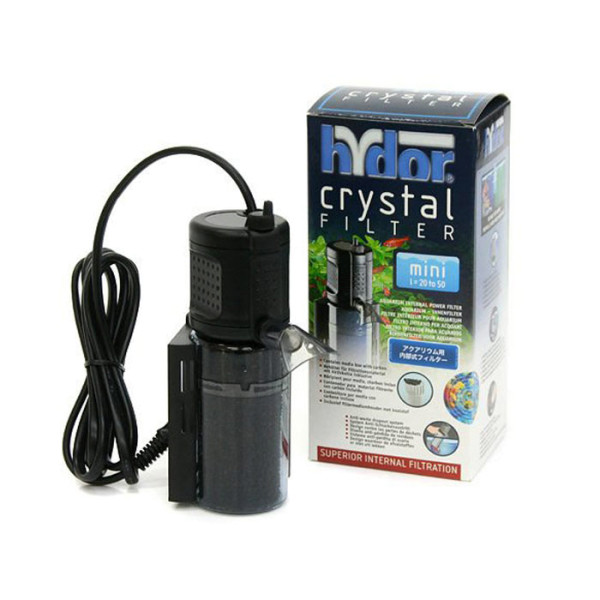 Hydor Crystal Mini Filter