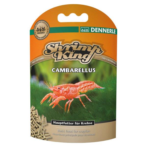 Shrimp King Cambarellus Zwergflusskrebs Futter