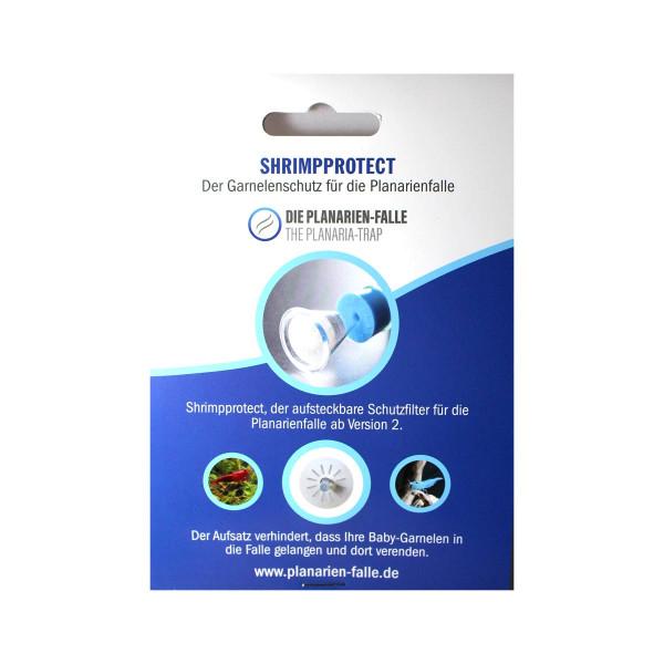 Shrimp Protect für Planarienfalle v2