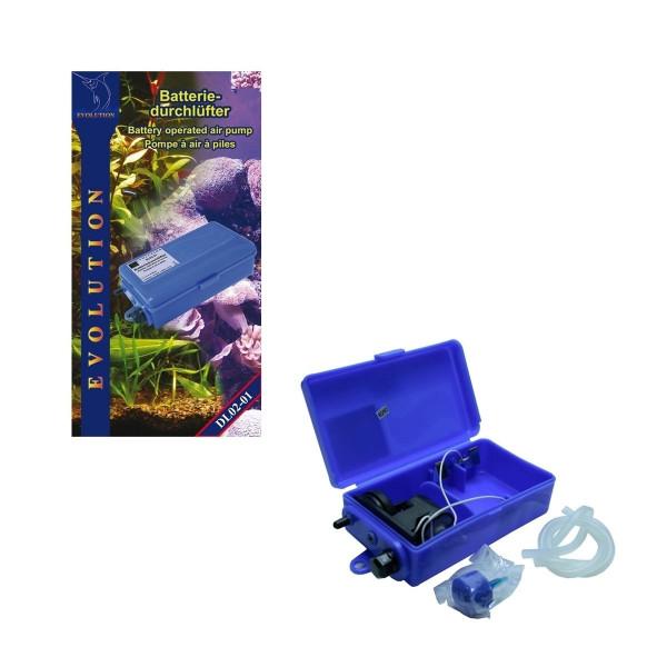 Batteriebetriebene Aquarium Membranpumpe