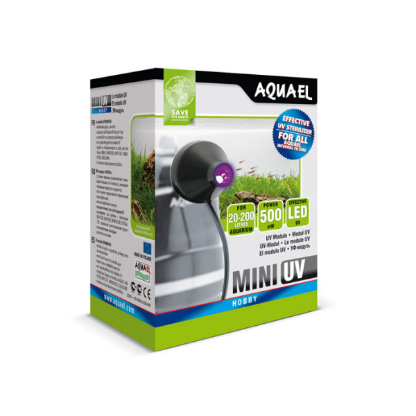 Aquael Mini-UV 1W LED