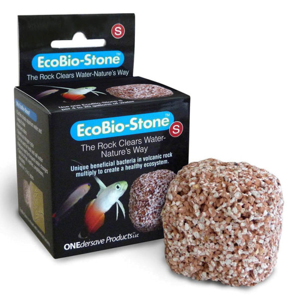 EcoBio-Stone Größe S - Aquarium Reiniger