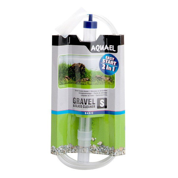 Aquael Gravel Cleaner Mulmsauger für Nano Aquarien