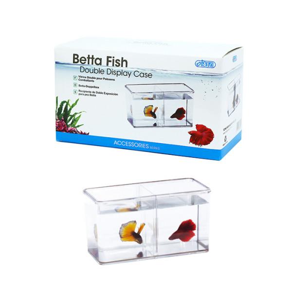 Betta Double Display Case Box