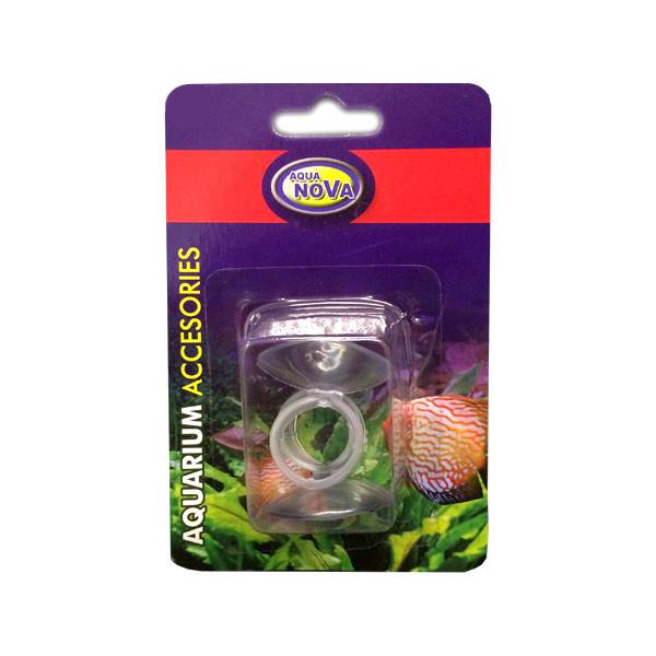 2 Aquarium Schlauchhalter 16mm