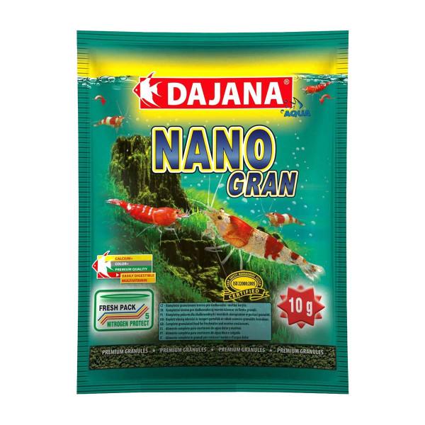 Dajana Nano Gran Garnelenfutter