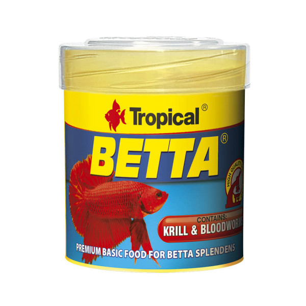 Tropical Betta Food 50ml