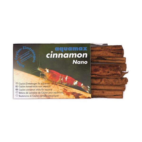 aquamax cinnamon nano zimtstangen