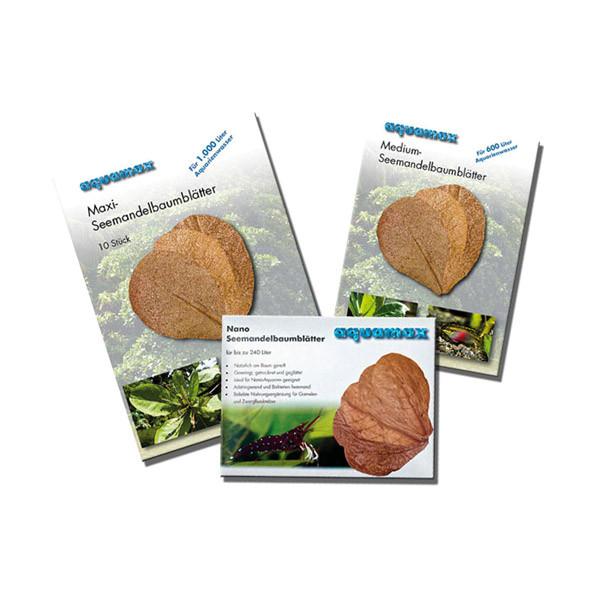 Aquamax Seemandelbaumblätter