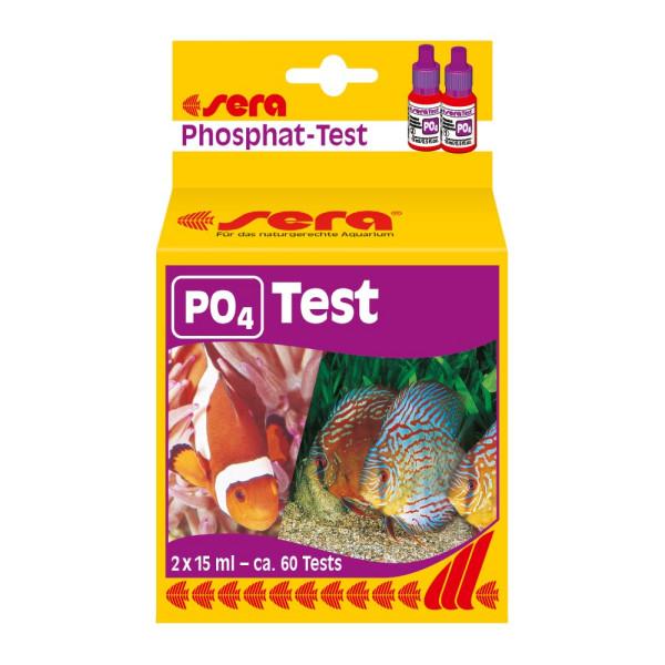 sera PO4 Aquarium Phosphat Test