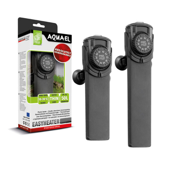 Aquael EasyHeater Heizung 25, 50, 75 & 100 Watt