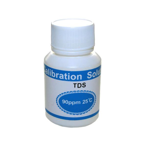 TDS ppm Kalibrierlösung - Eichlösung