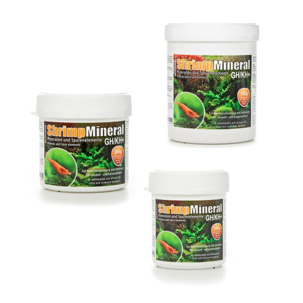 Shrimp Mineral GH/KH+ Garnelensalz