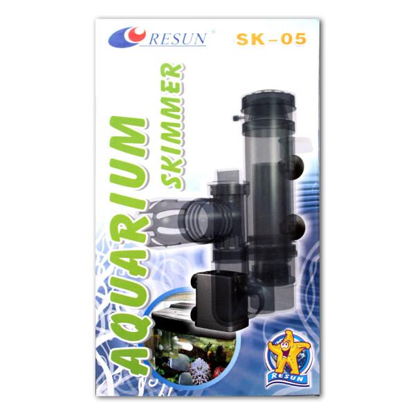 Resun SK-05 Abschäumer für Meerwasseraquarien