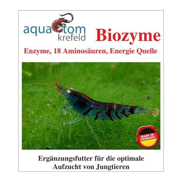 Biozyme - Enzyme Aufzuchtfutter für Garnelen